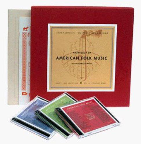 Anthology American Folk Music /  Various