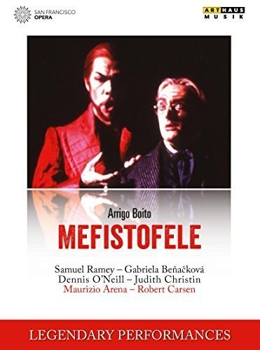 Mefistofele (Legendary Performances)
