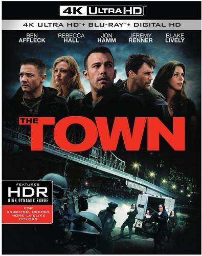 Town [4K Ultra HD Blu-ray/Blu-ray] [UltraViolet]