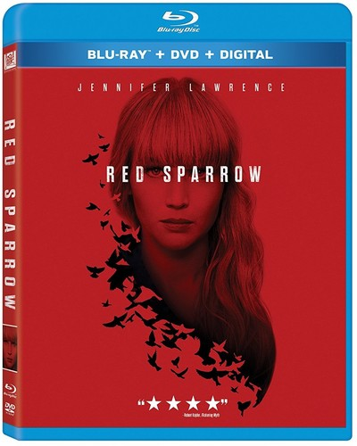 Red Sparrow [Blu-ray/DVD]