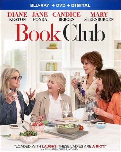 Book Club [Blu-ray/DVD]
