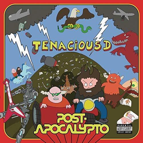 Post-Apocalypto [Explicit Content]