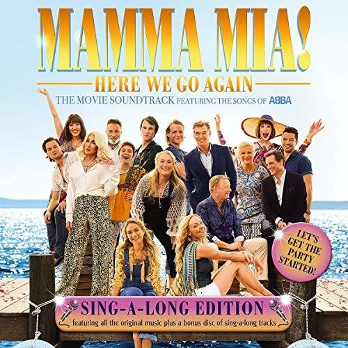 Mamma Mia! Here We Go Again: Sing Along Edition (Original Soundtrack)