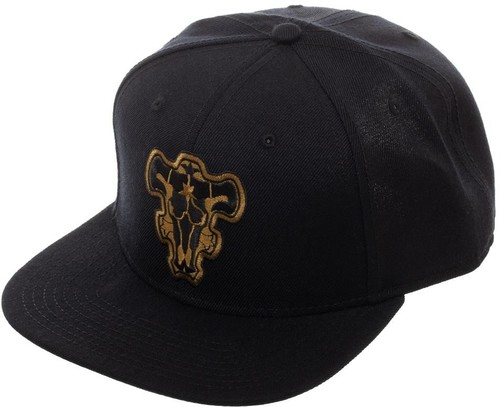 BLACK CLOVER CRESTS SNAPBACK BASEBALL CAP Apparel on DeepDiscount 125d7eb9b0e