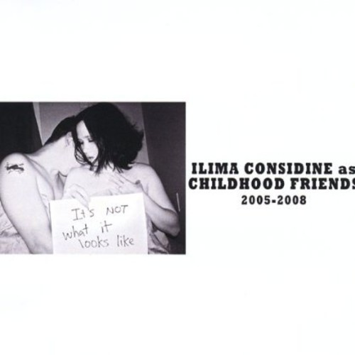 Ilima Considine As Childhood Friends 2005-08