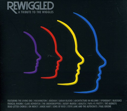 Rewiggled: Tribute to the Wiggles /  Various [Import]