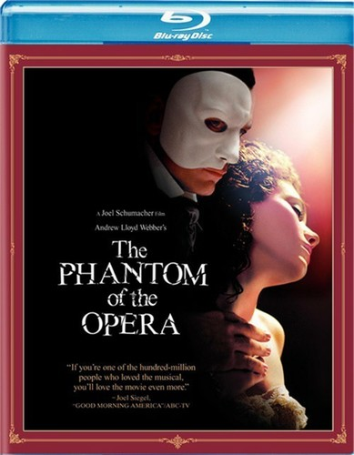 Phantom Of The Opera [2004] [Widescreen]