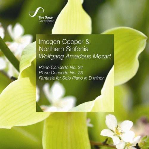 Piano Concertos 24 & 25
