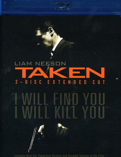 Taken [Extended Cut] [2 Discs] [Blu-ray]