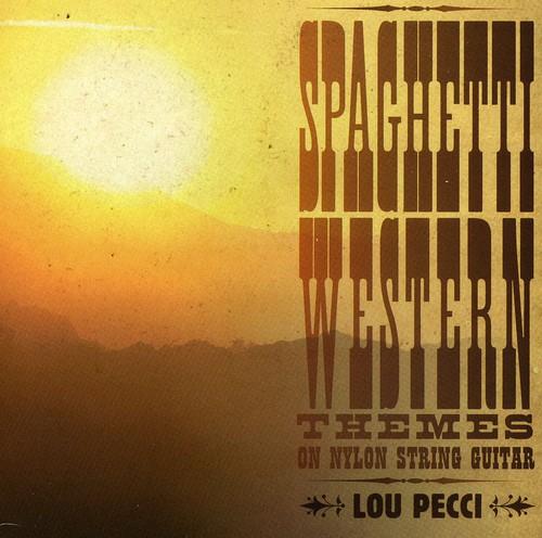 Spaghetti Western Themes on Nylon String Guitar