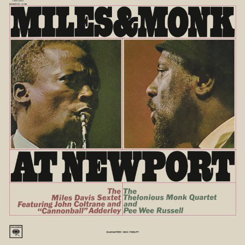 Miles & Monk At Newport [Mono Vinyl]