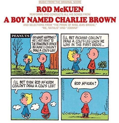 A Boy Named Charlie Brown (Original Soundtrack)