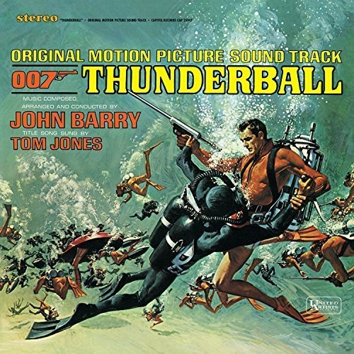 Thunderball (Original Soundtrack)