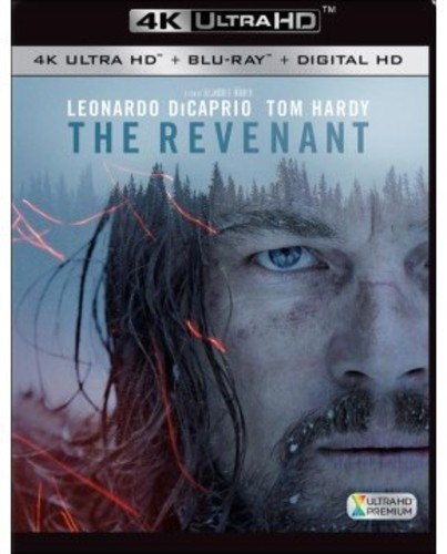Revenant [4K Ultra HD Blu-ray/Blu-ray]