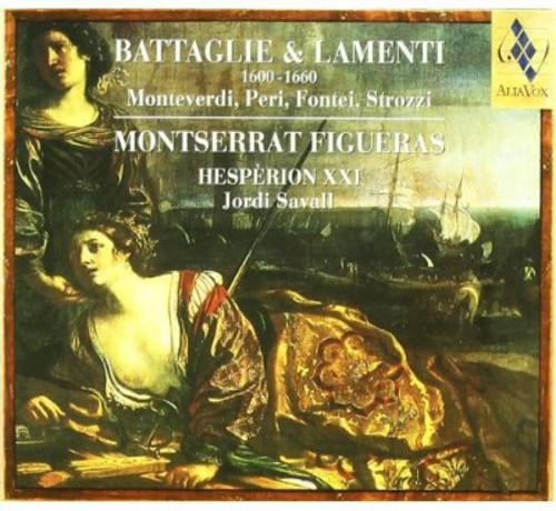 Battaglie E Lamenti 1600-1660