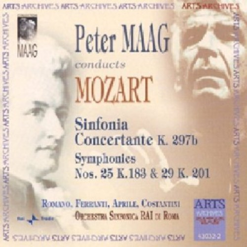 Peter Maag Conducts Mozart