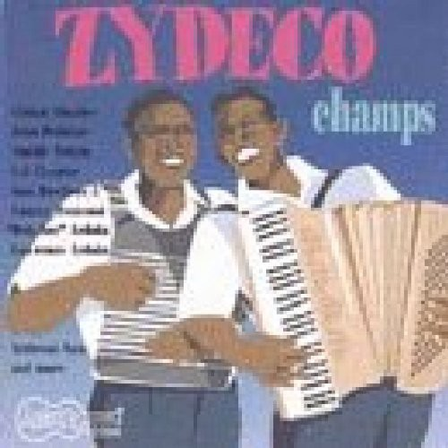 Zydeco Champs 50 Yrs of Louisiana Black /  Various