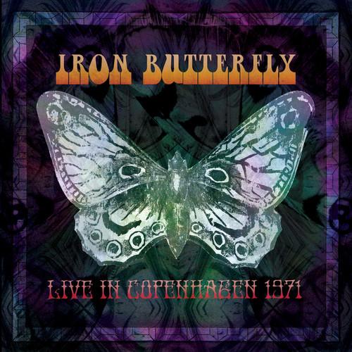 Live In Copenhagen , Iron Butterfly
