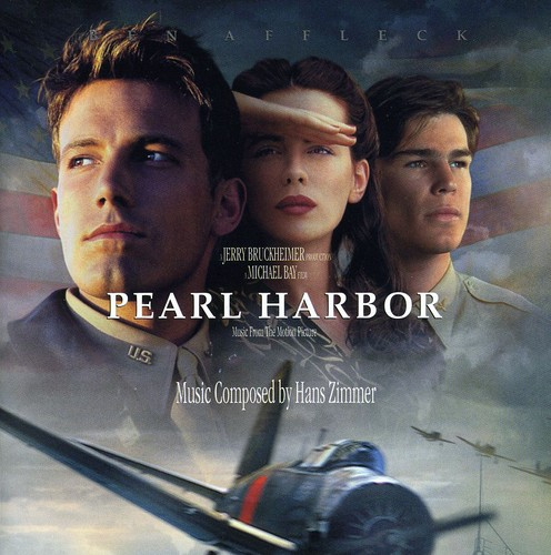 Various Artists-Pearl Harbor (Original Soundtrack)