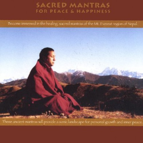 Sacred Mantras for Peace & Happiness