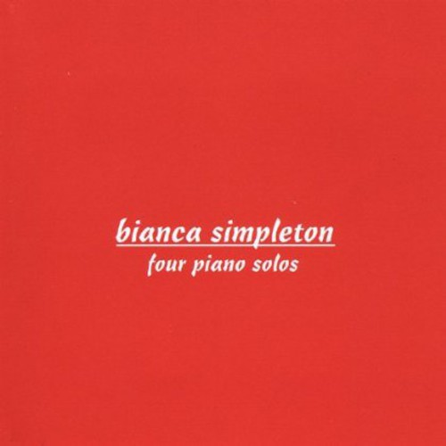 Four Piano Solos
