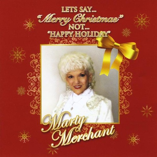 Let's Say Merry Christmas