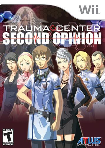 Trauma Center: Second Opinion for Nintendo Wii