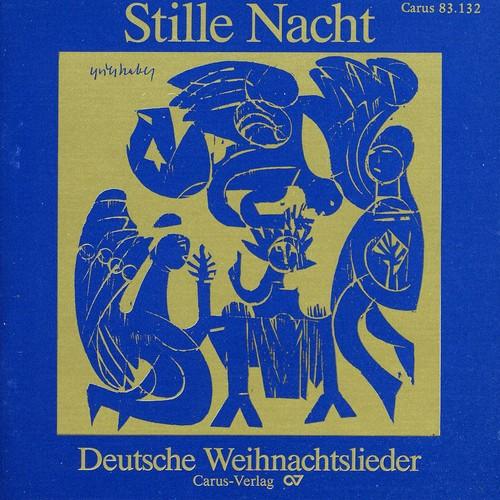 German Christmas Songs Settings By Pfluger /  Various