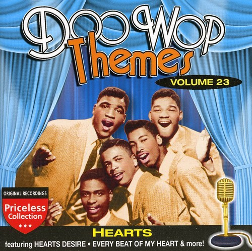 Doo Wop Themes, Vol. 23: Hearts