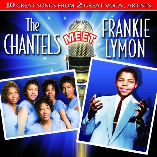 The Chantels Meet Frankie Lymon