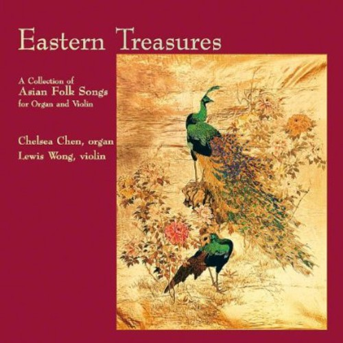 Eastern Treasures: A Collection of Asian Folk Song