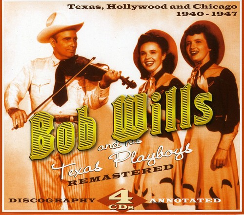 1940-1947 Texas, Hollywood and Chicago