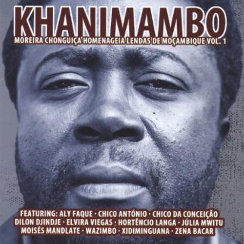 Khanimambo: Moreira Chonguica Homenageia Lendas de