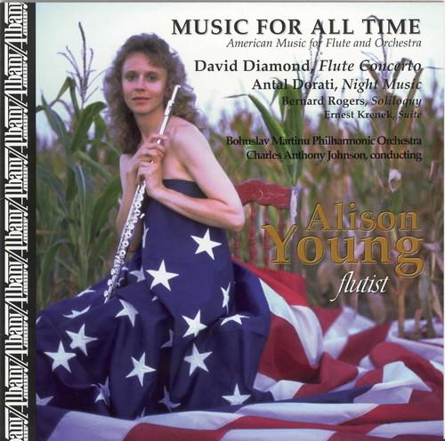 Flute Concerto /  Night Music /  Soliloquy