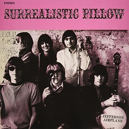 JEFFERSON AIRPLANE-SURREALISTIC PILLOW [Exclusive Florescent Pink Vinyl]