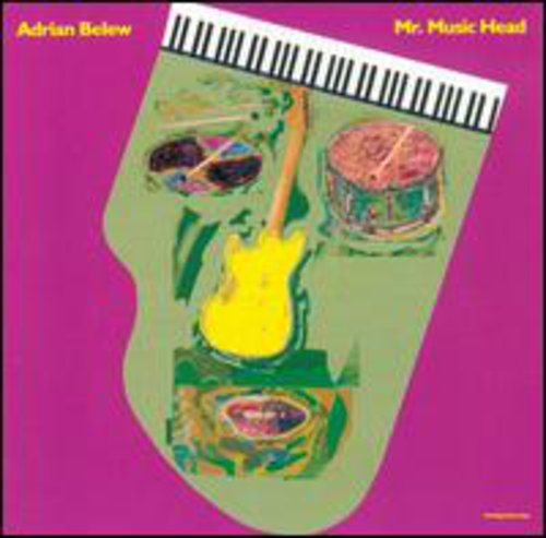 Mr Music Head