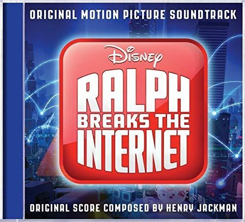 Ralph Breaks The Internet (Various Artists)