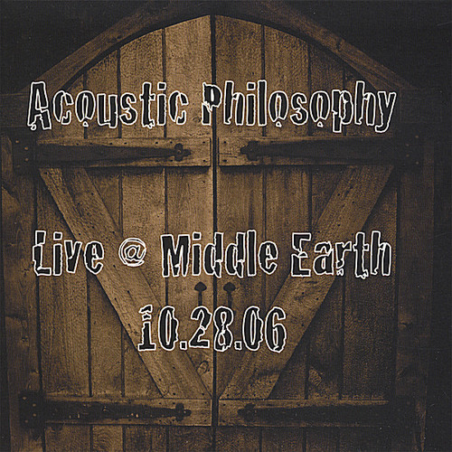 Live at Middle Earth 10-28-06