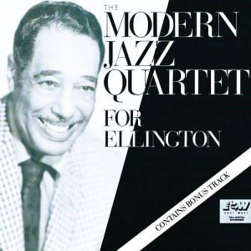 M.J.Q. For Ellington