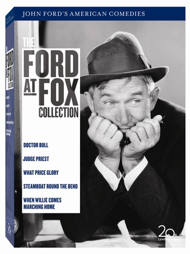 The Ford at Fox Collection: John Ford's American Comedies