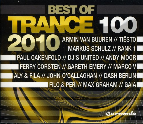 Trance 100: Best of 2010 /  Various [Import]