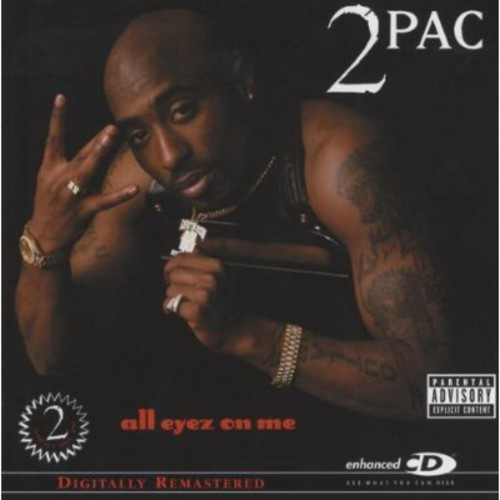 2Pac-All Eyez on Me