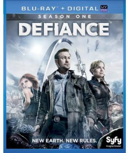 Defiance: Season One [5 Discs] [Blu-ray]