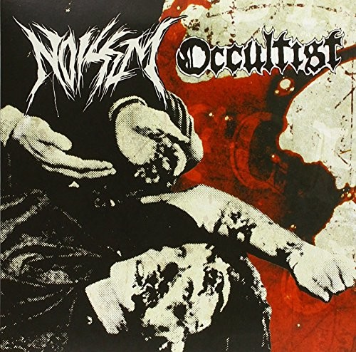 Noisem/ occultist - Split (red Vinyl) (rsd)
