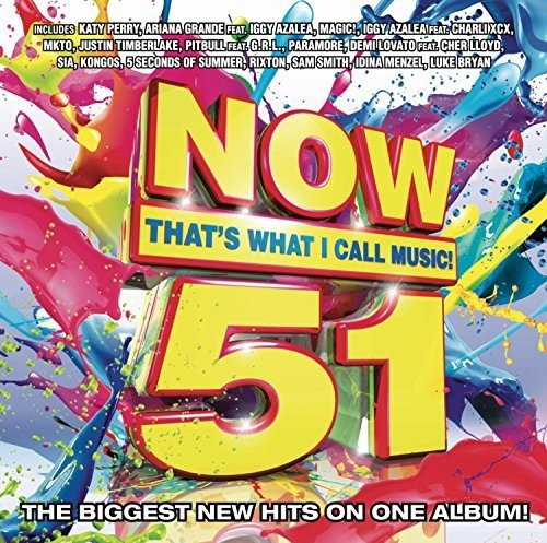 Various Artists-Now 51: That's What I Call Music / Various