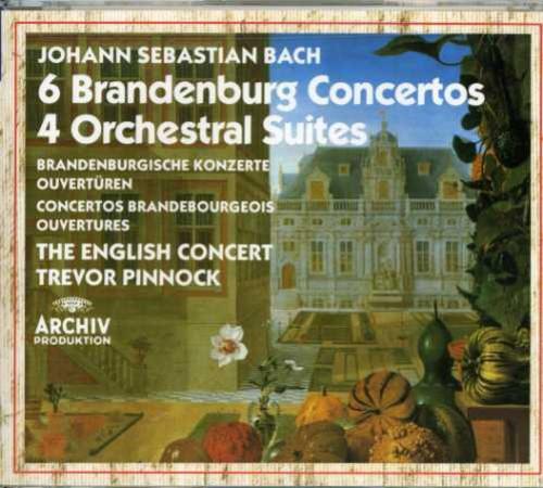 Brandenburg Concerti 1-6