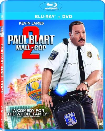 Paul Blart 2 [UltraViolet] [2 Discs] [Blu-ray/DVD]