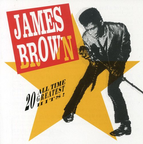 James Brown-20 All Time Greatest Hits