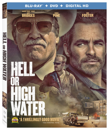 Hell or High Water [Blu-ray/DVD] [2 Discs]