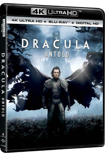 Dracula Untold [UltraViolet] [4K Ultra HD Blu-ray] [2 Discs]